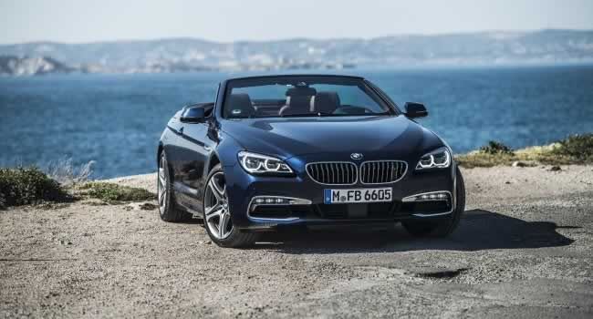 Behold the new BMW 6 Series
