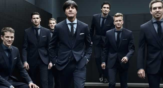 Best-Dressed Football Managers