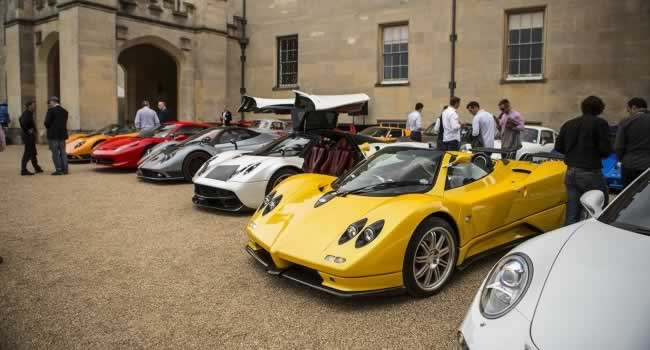 Salon Privé London 2014 Highlights