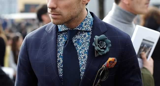 How to Accessorise Your Suit