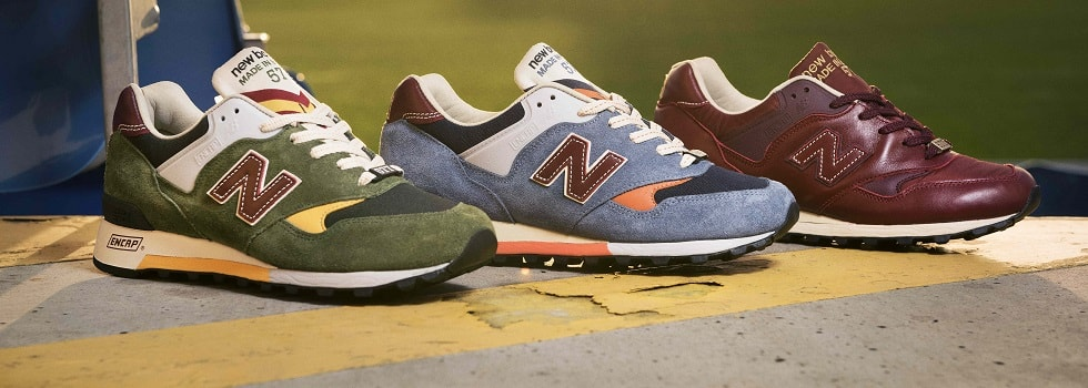 The 8 Best New Balance Special Edition Trainers of All Time