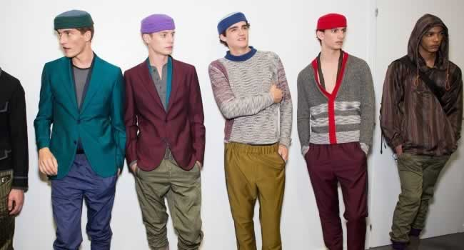 Trends of Milan Men's Fashion Week
