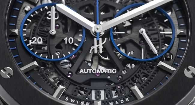 The Watch Gallery + Hublot