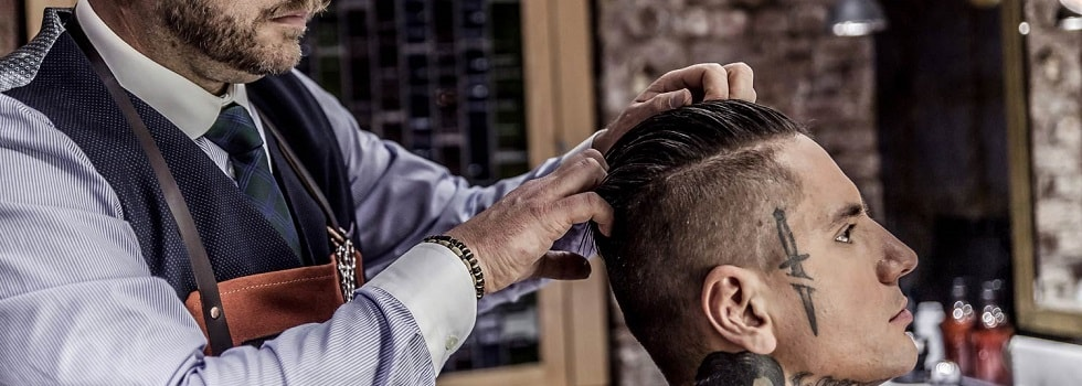 Top British Barbers Discuss the Quiff Hairstyle