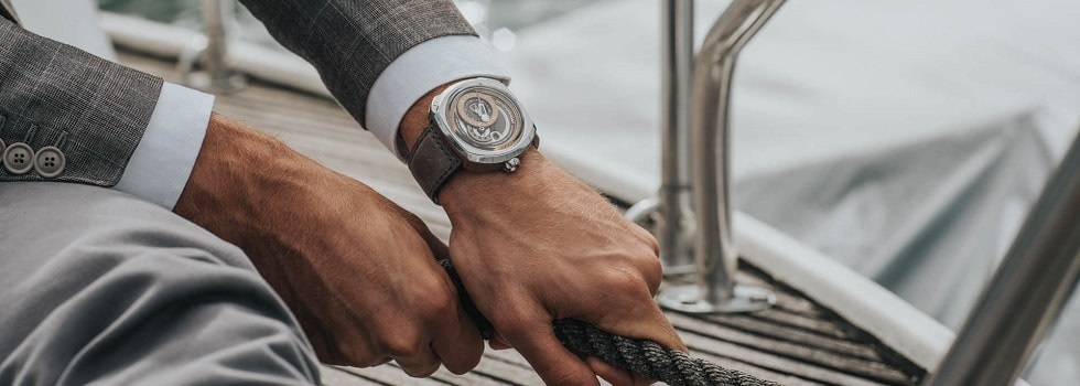 The Bold Styles of SevenFriday Watches