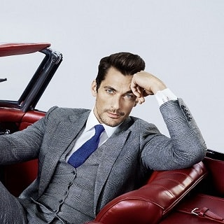 In Conversation with David Gandy