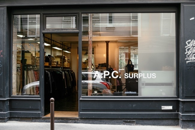 A.P.C. Surplus