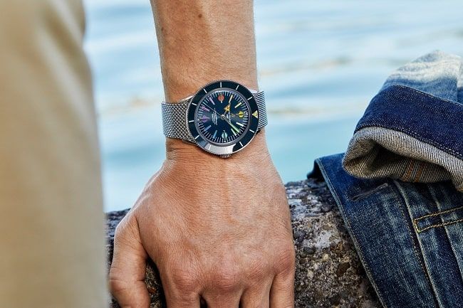 Breitling Launch Limited Edition Frontline Heroes Watch