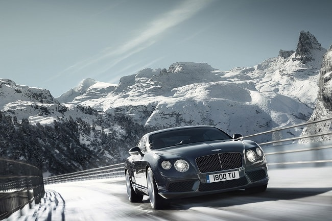 Is Your Sports Car Winter Drive Ready?