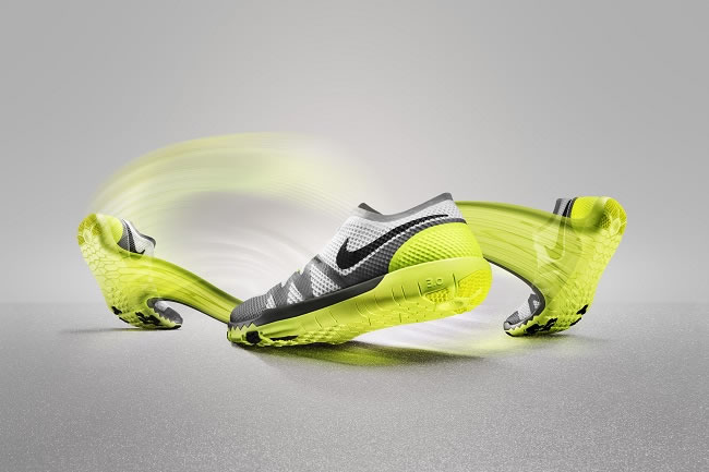The Nike Free Trainer 3.0