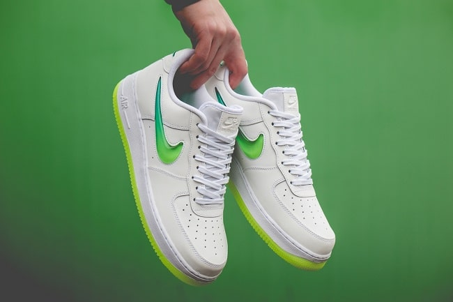 History of the Nike Air Force 1