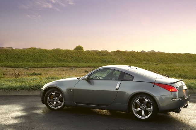 2008 350Z Coupe