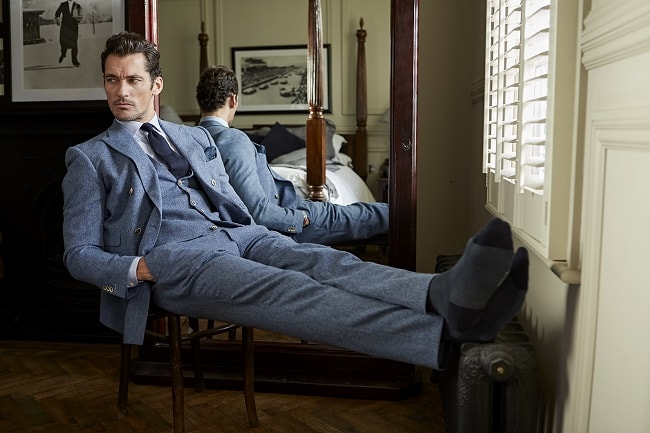 David Gandy's Top Style Tips for Summer 2017