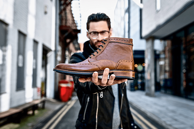 Win a Pair of Shoes from Goodwin Smith