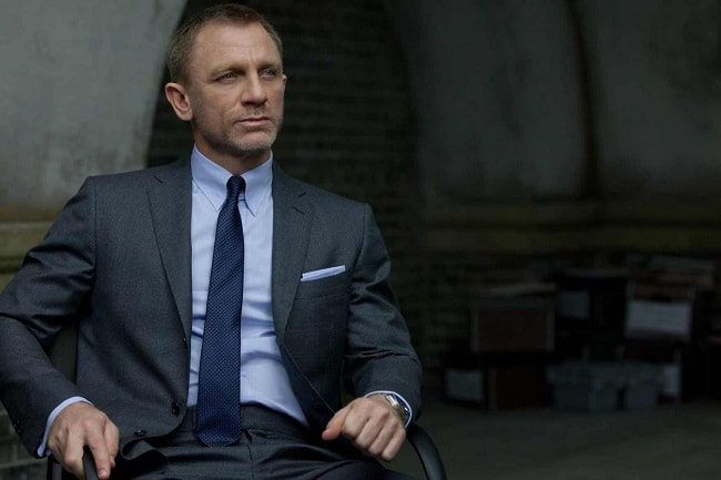 The Tailoring of James Bond