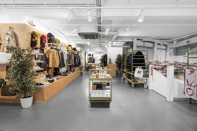 Garbstore Opens Anniversary Store in Seven Dials London
