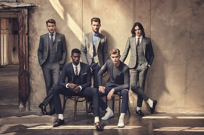 Moss Bros AW16 Suited and Rebooted