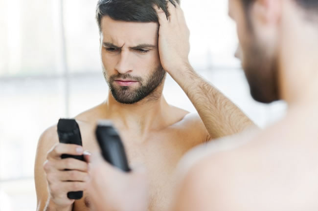 """Should I use an electric shaver or standard razor?"""