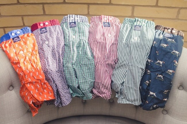 Enjoy Style and Comfort with McAlson Boxers