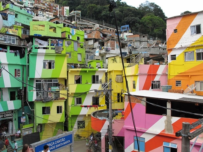 The Favelas