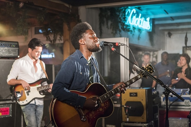 Interview with Michael Kiwanuka