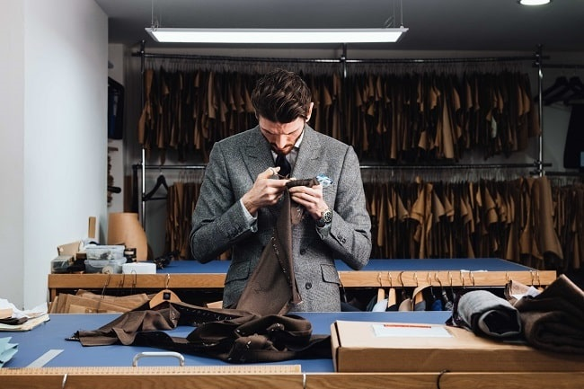 Why Bespoke Suits Should Be Your First Choice