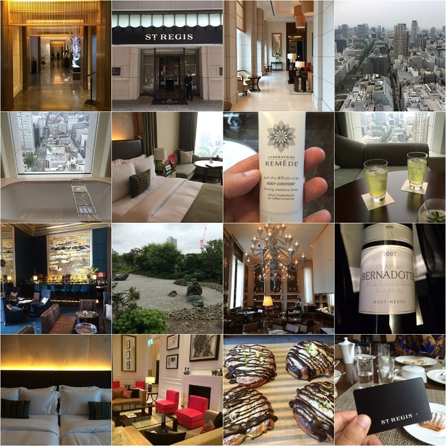 Our St Regis Osaka experience