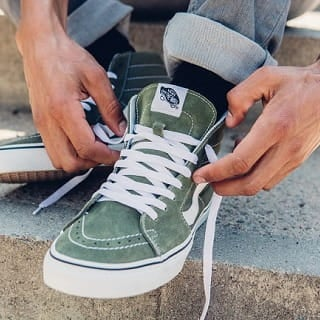 How Vans Became the Most Iconic Shoe on the Planet