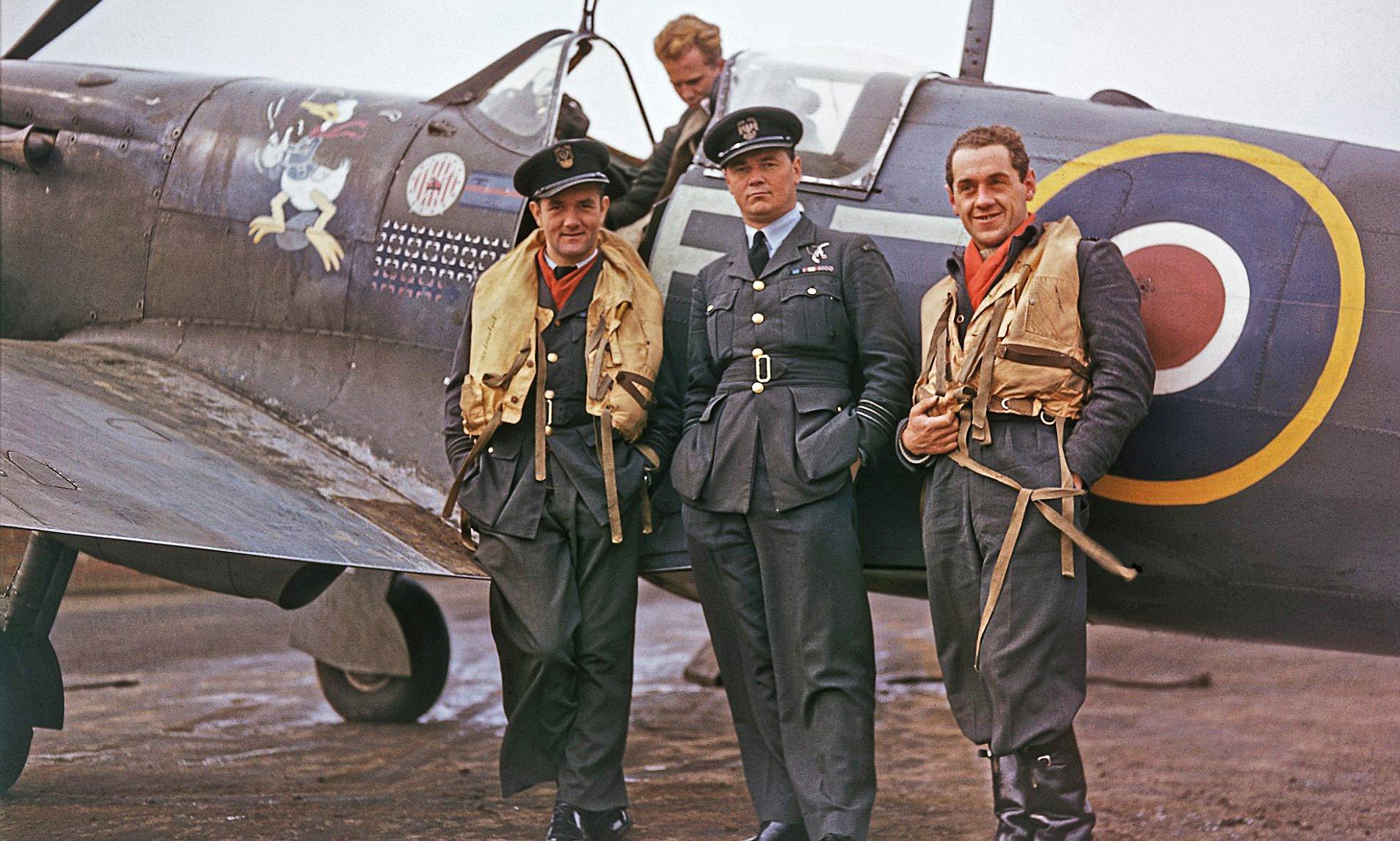 1940s RAF Pilots