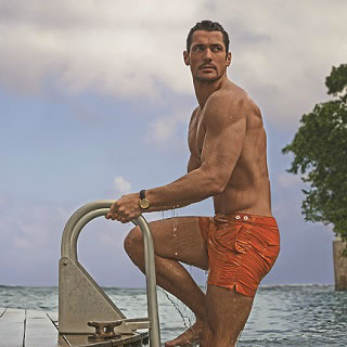 M&S to launch David Gandy for Autograph Swimwear