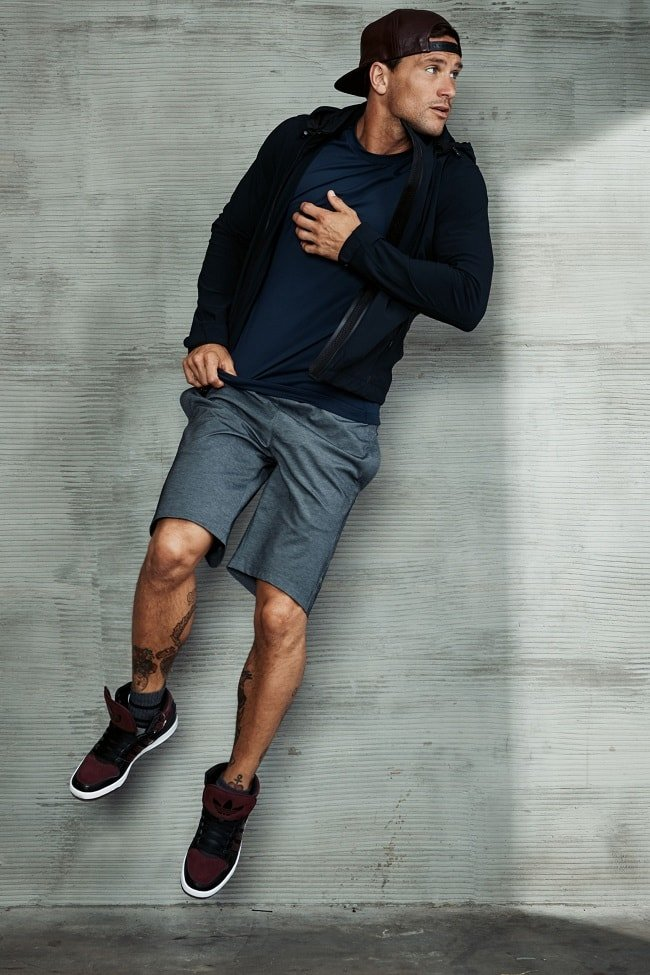 How to Ace the Mens Athleisure Trend