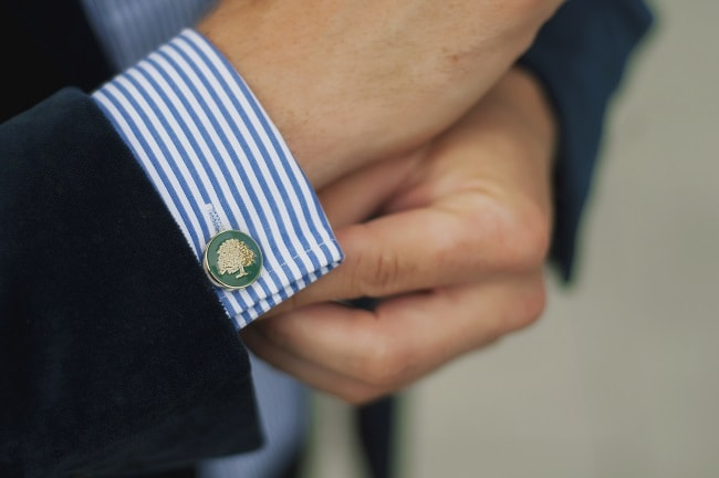 Introducing Wimbledon Cufflink Company