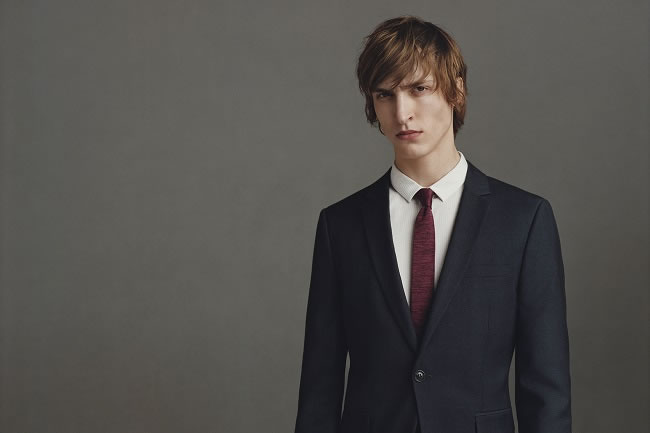 Topman Launches 'This Is Suiting' Campaign