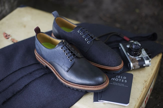 Introducing Oliver Sweeney AW15 Footwear Collection