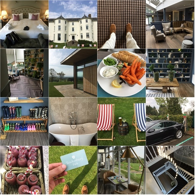 Our Tewkesbury Park Cotswolds Hotel experience