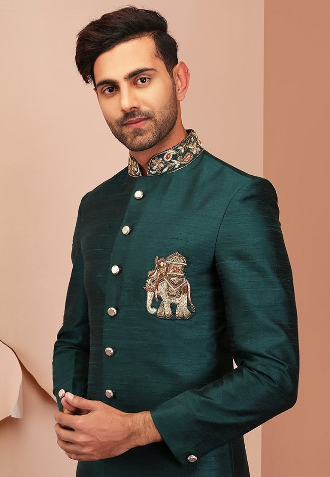 Top Festive Picks in Men's Ethnic Wear