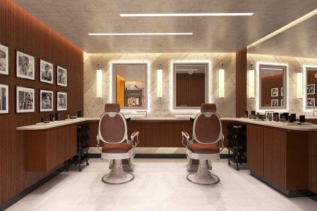 Acqua Di Parma Opens Barbiere in Selfridges London