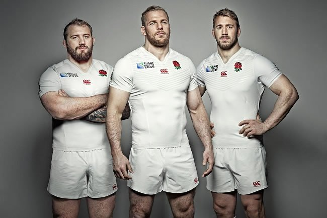 Ben Morgan & Joe Launchbury on The Canterbury 1871 Collection