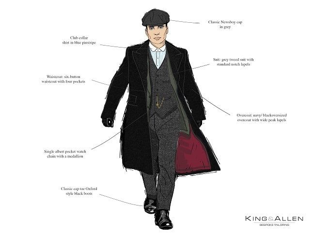 How to Pull a Peaky Blinder for the Summer Season