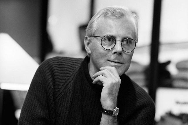 Icons of Style: Giorgio Armani