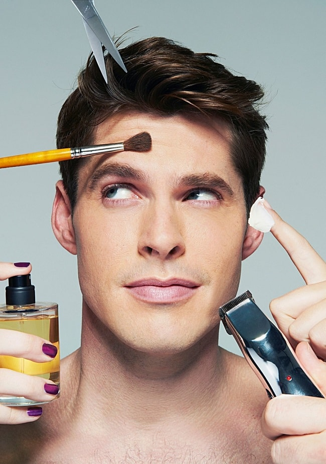 Top 5 Male Make-up Brands