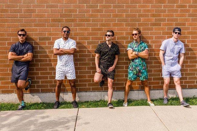 Up Your Pool Party Game with RompHim