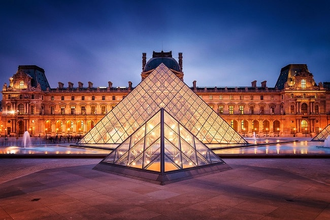 Win a Pair of Tickets to Paris with Air France