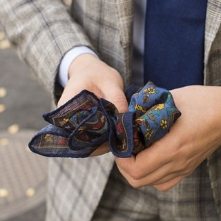 Why a Pocket Square Makes a Gentleman