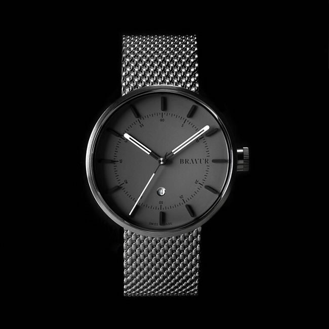 introducing bravur watches. Black Bedroom Furniture Sets. Home Design Ideas