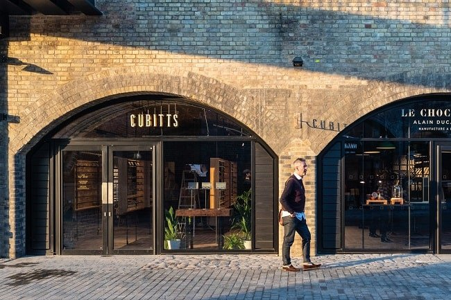 Coal Drops Yard Opens at Kings Cross London