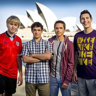 An Inbetweeners' Tour of Australia