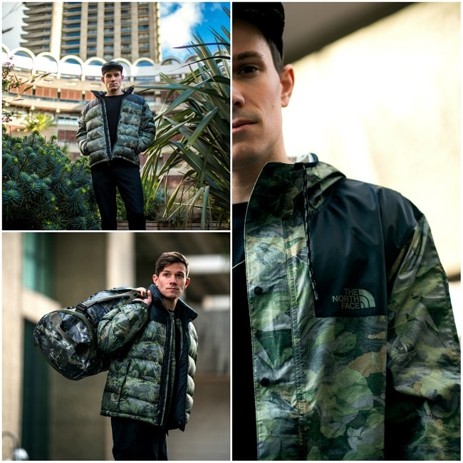 The North Face Launches New Urban Pack