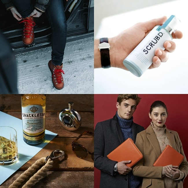 Menswear Style Xmas Gift Guide For Him 2017