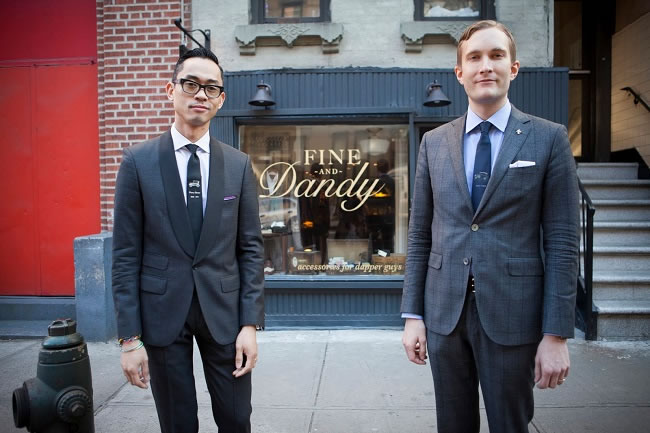 Fine and Dandy, New York (Image by Rose Callahan)